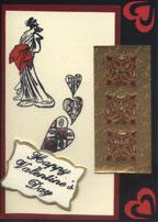 Japanese idea of a Valentine Card