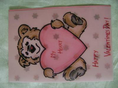 Close To My Heart Card
