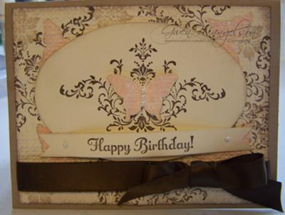 Very Vintage Birthday