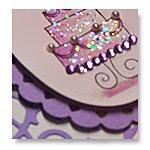 cake wedding card