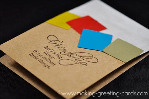 acrylic painted greetings/Acrylic Painted Greetings