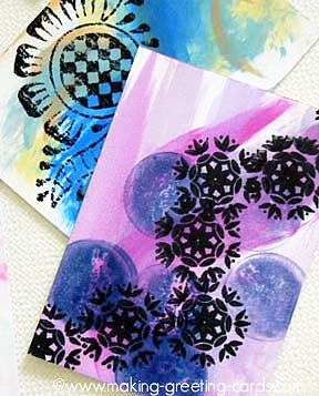 artist trading cards/ATC