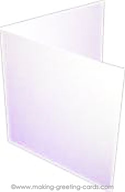 Basic Blank Card clipart