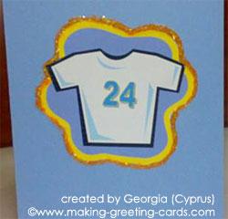 Birthday Card by Georgia