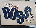bosses day card
