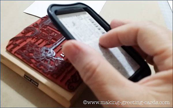 card-making techniques/Card-Making 101