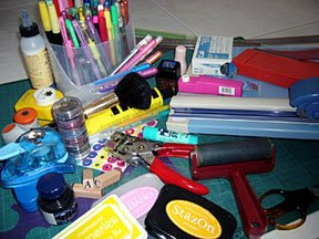 card making supplies/Basic Tools & Supplies