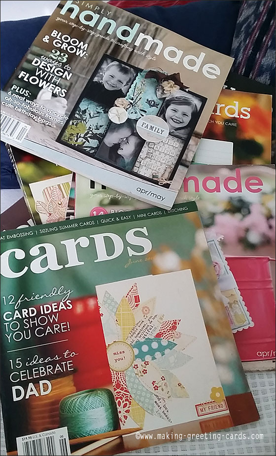 best card making magazines/Card Making Magazines