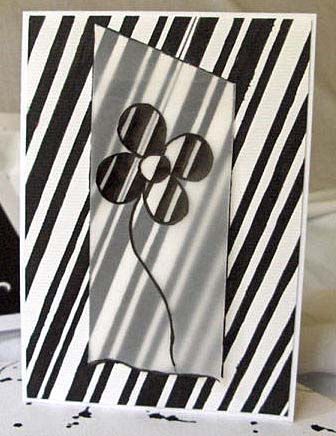 black and white card/Black and White Cards #1