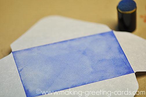 decorating the envelope/Decorating Envelope Front
