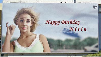 Nitin B'Day