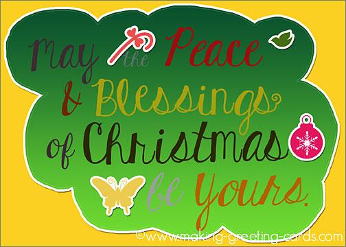 free printable christmas greeting card/Printable Christmas Card