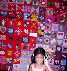 quilt background