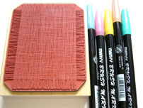 rubber stamps supplies