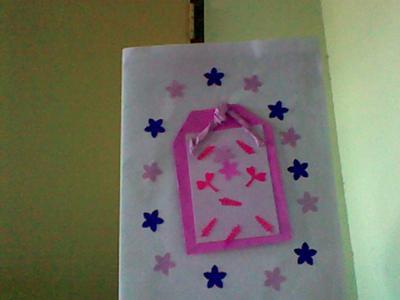 Sweet Lavender Greeting Card