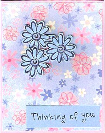 paper greeting card