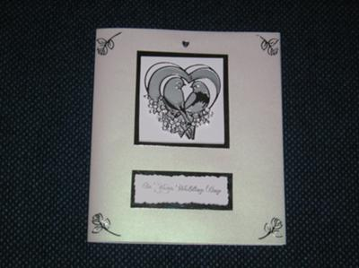 Katie's Wedding Card