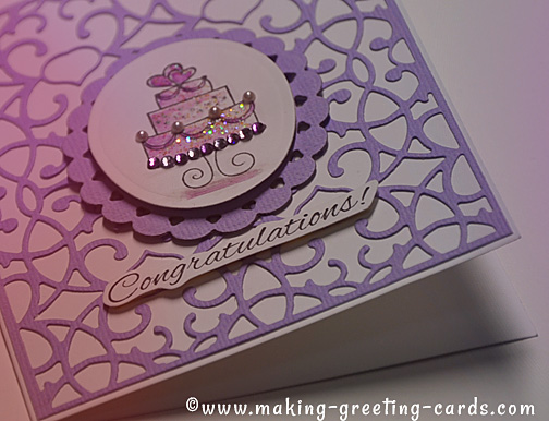 wedding greeting cards/Wedding Congratulations Card