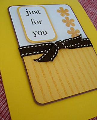 Yellow Swap Card